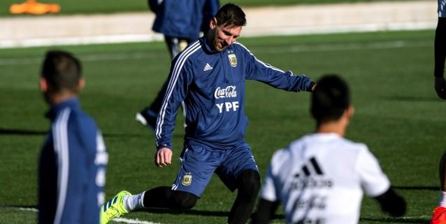 Messi vuelve, Argentina se ilusiona y Venezuela se prepara