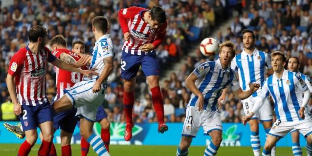 Morata reanima al 'Atlético Aviación'