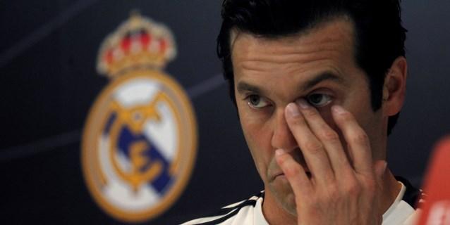"""Solari: """"Hay jugadores que no han estado a la altura del escudo"""""""