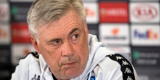 """Ancelotti: """"Todos esperan que Cristiano baje rendimiento, pero nunca lo baja"""""""
