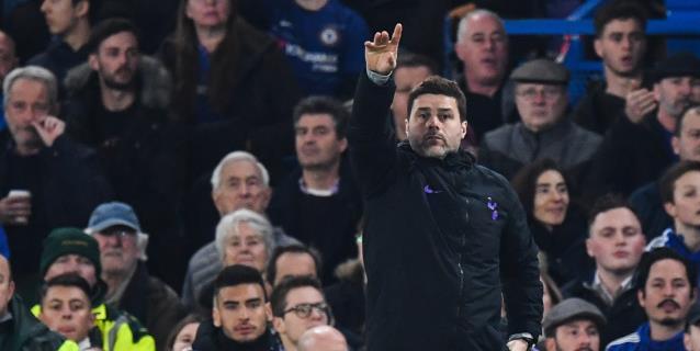Pochettino bendice el nuevo estadio del Tottenham