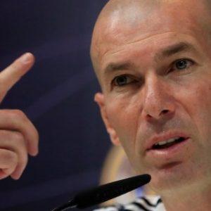 Zidane ultima su estreno sin Carvajal, Llorente, Vinicius ni Lucas