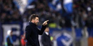 El Roma destituye al técnico Di Francesco