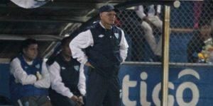 Destituyen a Claverí como entrenador de Guatemala por los malos resultados