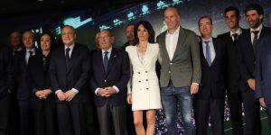 Zidane, el 'hasta luego' más efímero