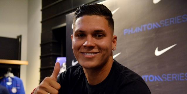 El colombiano Juan Fernando Quintero sufrió la rotura de ligamentos cruzados de su rodilla izquierda