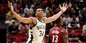 NBA: 116-87. Antetokounmpo y los Bucks ganan la división