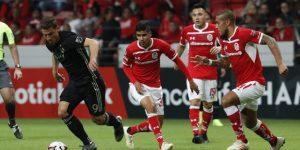 0-2. El Sporting vence al Toluca y firma su pase a cuartos de finales