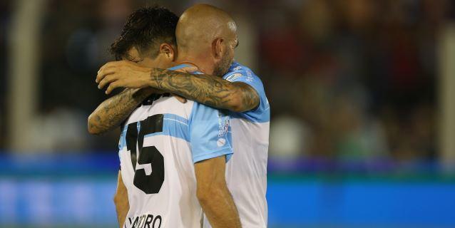 Racing Club empató con Tigre y se consagró campeón de la Superliga argentina