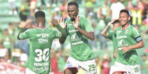 Marathón se olvidó del mal papel en la Concacaf y sigue líder del Clausura hondureño