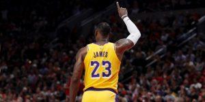 NBA: 124-123. James tampoco pudo ganar en el Madison Garden