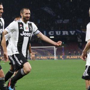El Juventus hunde al Nápoles en San Paolo y da un paso de gigante hacia el Scudetto