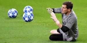 El Oporto anuncia oficialmente la renovación de Iker Casillas