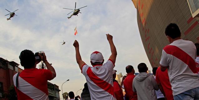 El presidente de la Federación Peruana está implicado en la reventa de entradas