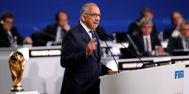 El presidente de la Federación trabajará en reivindicaciones del fútbol femenino