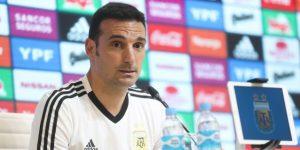 Scaloni convoca a Messi para jugar ante Venezuela y Marruecos