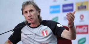 Gareca convoca a Da Silva para amistosos de Perú ante Paraguay y El Salvador