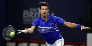 TENIS ABIERTO MIAMI: Djokovic e Isner cumplen pronósticos; caen eliminados Thiem y Nishikori