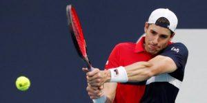 TENIS ABIERTO MIAMI: Isner gana a Bautista; Auger-Aliassime vuelve a sorprender; el mejor Federer