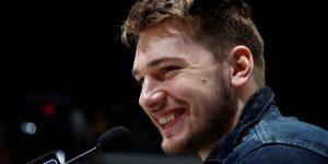 Doncic celebra su 20 cumpleaños como mejor novato y adolescente de la NBA