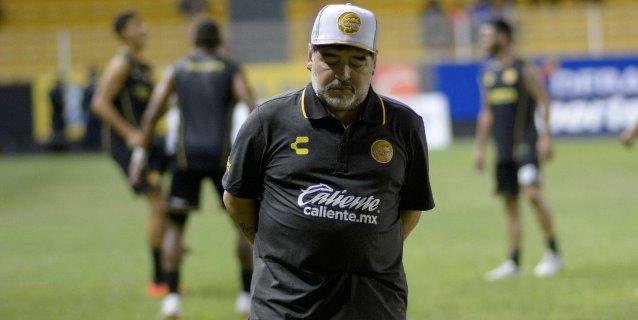 Los Dorados de Maradona vencen al Zacatepec y siguen vivos para el ascenso