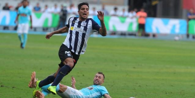 El uruguayo Affonso es baja en Alianza Lima y no viaja a Brasil