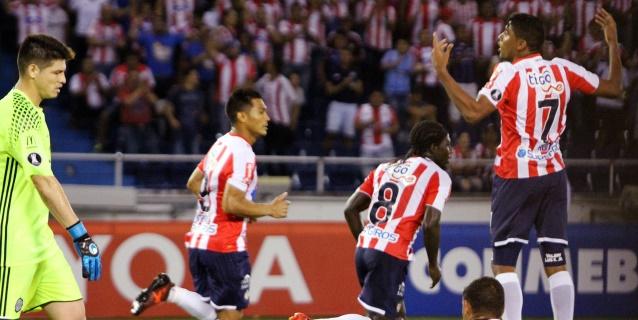 Junior de Barranquilla asume el liderato de la Liga colombiana
