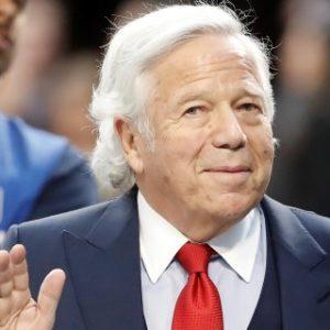 NFL: Fiscal ofrece a Kraft acuerdo para retirar cargos de solicitar prostitución