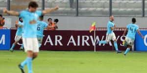 Binacional vuelve a amenazar el liderato de Sporting Cristal en la liga peruana