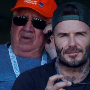 Las primeras dos temporadas del Inter Miami de Beckham serán en Fort Lauderdale