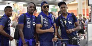 La selección de Honduras viaja a EE.UU. para el amistoso del martes contra Ecuador