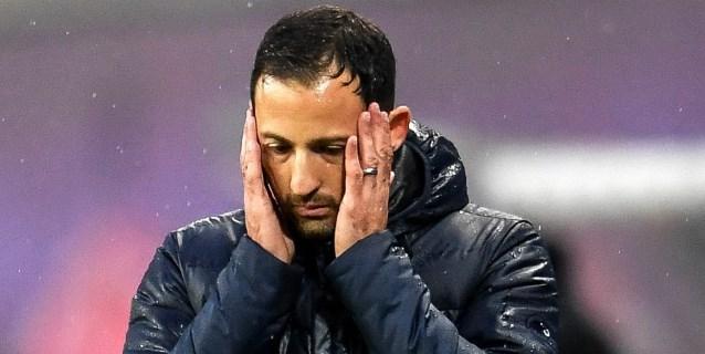 El Schalke destituye a su técnico Tedesco