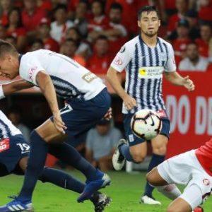 2-0. Dos zarpazos del uruguayo Nico López fulminan a Alianza Lima en Brasil