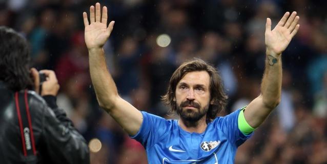 """Pirlo: """"El Juventus me parece superior al Barcelona"""""""