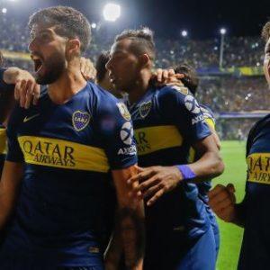3-0. Boca se despierta en el segundo tiempo y golea al Deportes Tolima