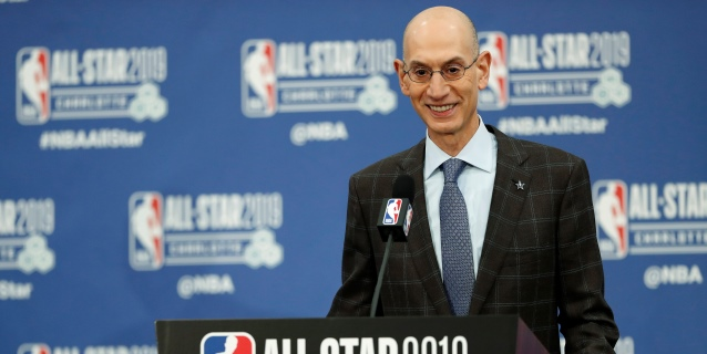 NBA: Rockets y Raptors jugarán en Japón dos partidos de pretemporada