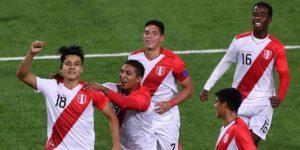 Perú clasifica al hexagonal, tras ganar 2-0 a Ecuador