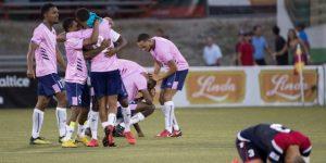 Bermudas se clasifica a la Copa Oro tras vencer a República Dominicana