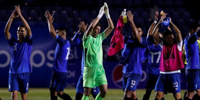 1-0. Hagen desbanca a Keylor y asegura la victoria de Guatemala contra Costa Rica