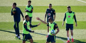 Miranda no ve presión sobre Brasil para ganar la Copa América