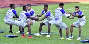 Honduras cierra su preparación y viaja mañana a EE.UU. para el juego con Ecuador