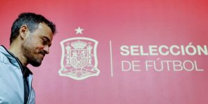 Luis Enrique revoluciona la selección con ocho novedades