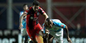 1-0. San Lorenzo rompe el maleficio y vence al Junior de Barranquilla