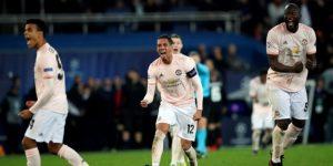 1-3. El Manchester despierta los fantasmas del PSG