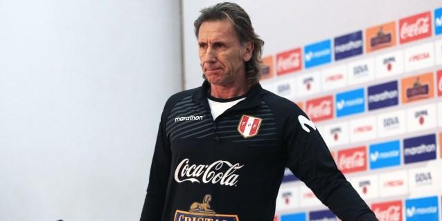 Gareca viaja a EE.UU con los siete convocados de la Liga peruana