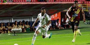 1-0. El Tolima tumba al campeón de la Sudamericana con un gol de Banguero