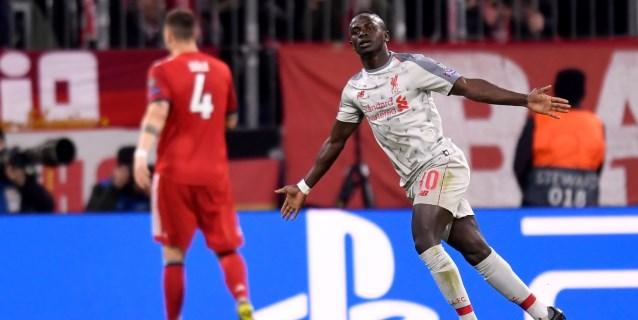 1-3. Mané lidera la victoria y la clasificación del Liverpool