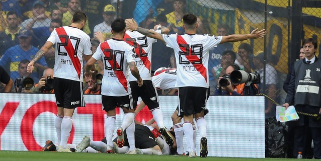 River derrotó a Talleres y ratifica su gran final de temporada