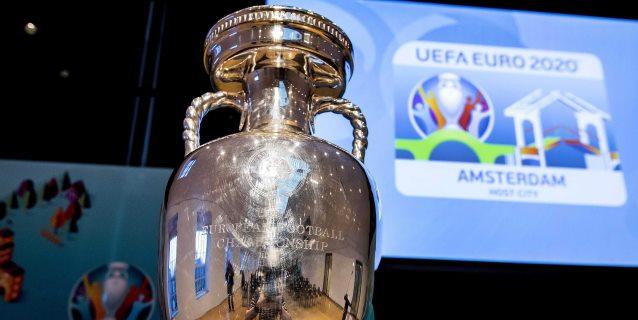 La puesta en marcha de la Eurocopa multinacional
