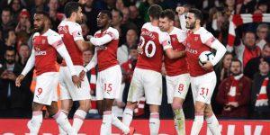 El Arsenal asalta el tercer puesto